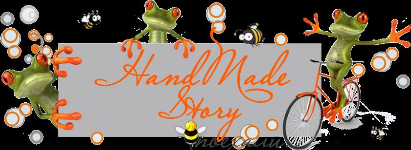 HandMade Story. Авторские изделия ручной работы и немного жизненных радостей