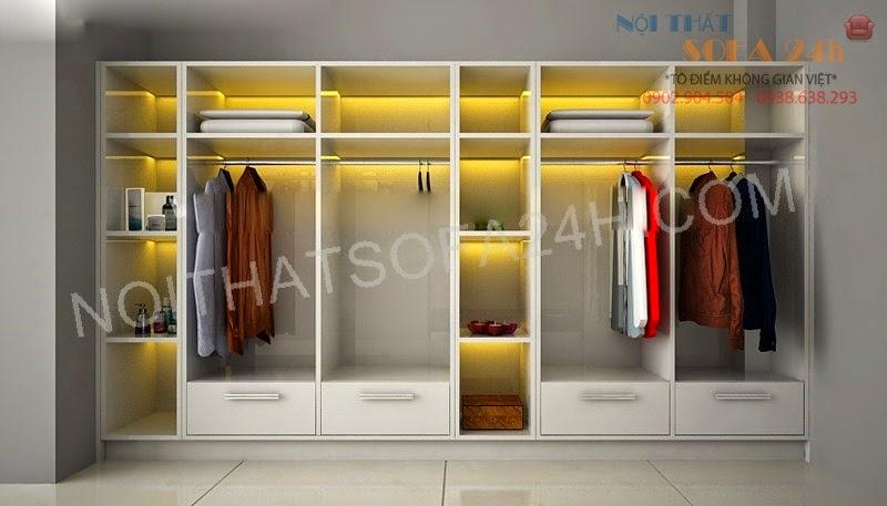 Tủ áo TA072