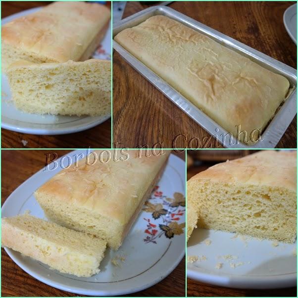 Pão sem glúten sem lactose zero açúcar