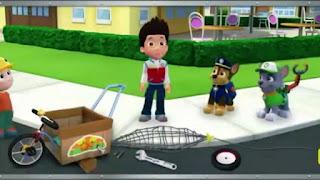Gambar Animasi Kartun Paw Patrol