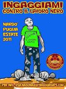 . intorno al tema del lavoro si è declinato a Nardò (LE) nella costruzione .