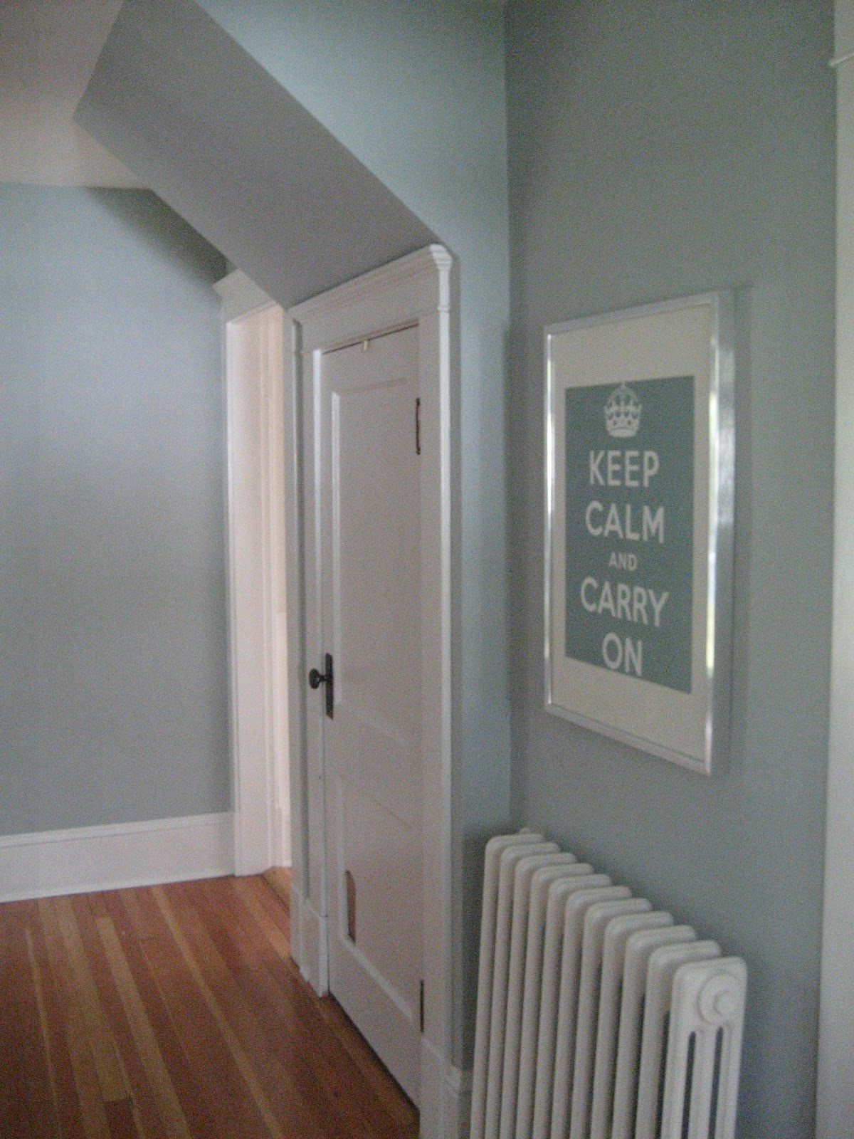 Best blue grey paint color home decorating ideas for Perfect blue grey paint color