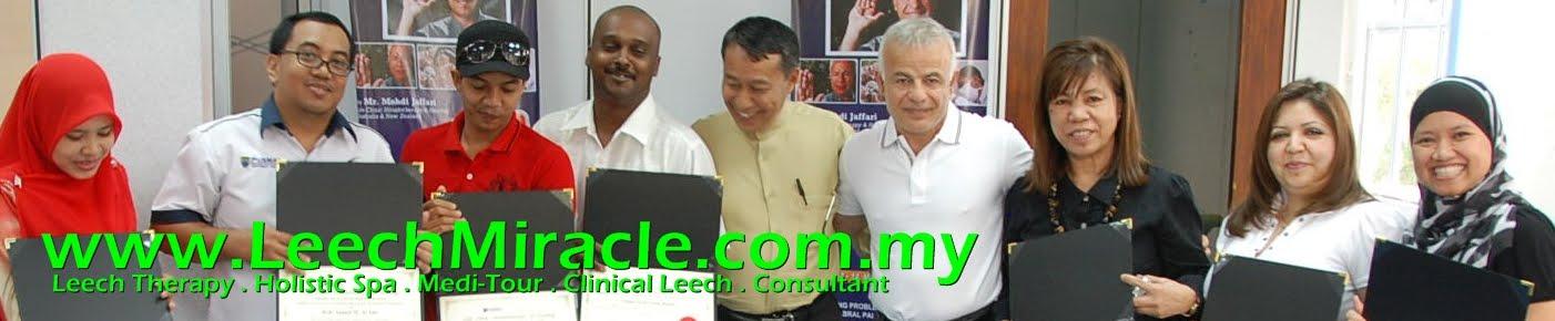 Leech Miracle