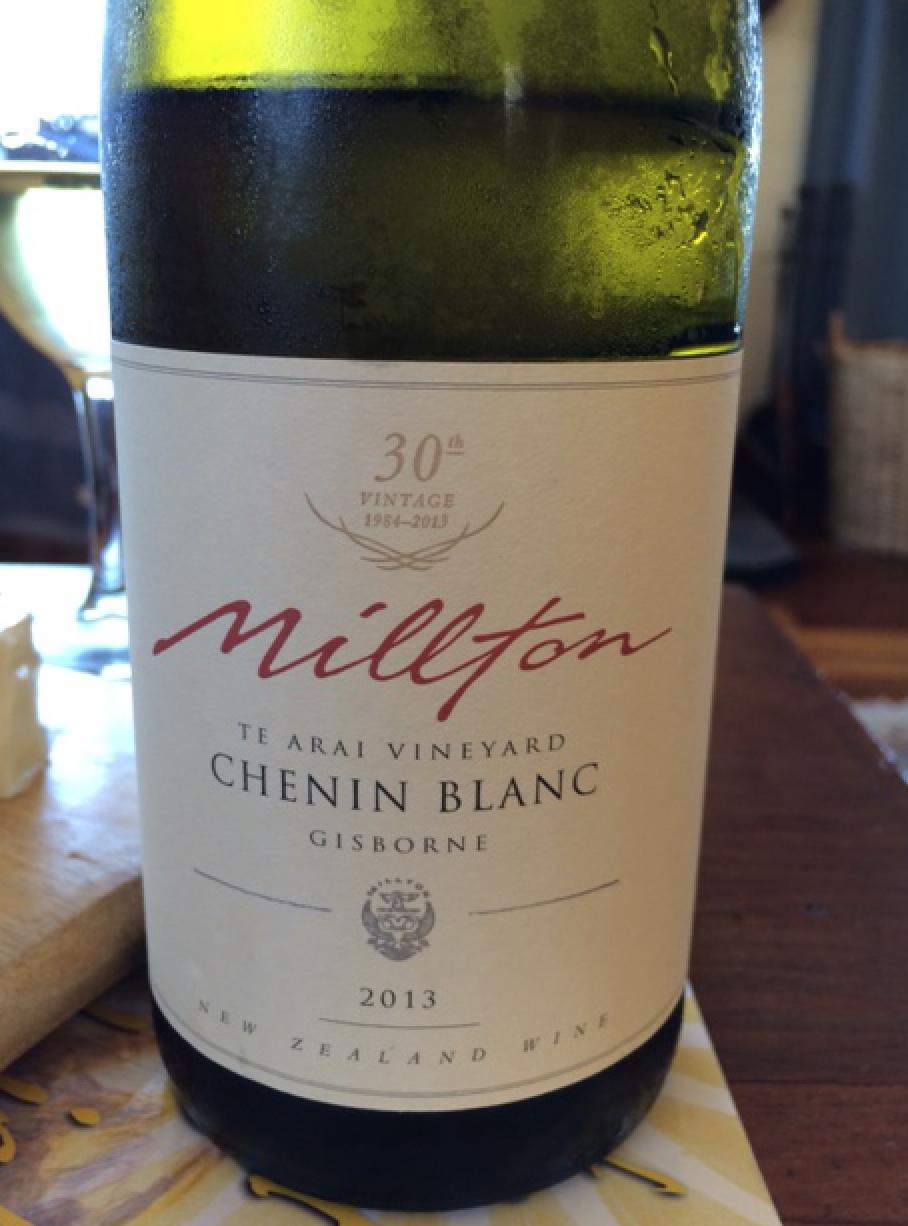 Enoviti 2013 millton chenin blanc for Chenin blanc