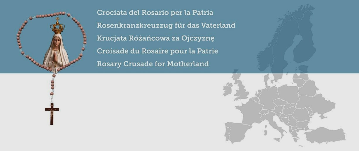 de.crosary.eu Rosary Crusade Deutschland