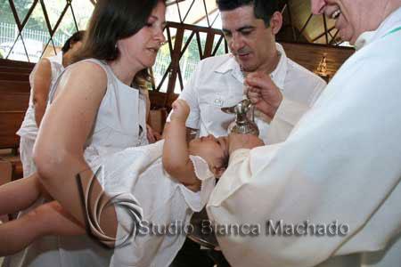 cerimonia batizado