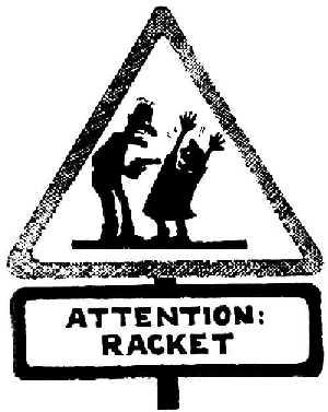 Aplomb le racket ce n 39 est pas seulement l 39 cole c - Porter plainte pour harcelement telephonique ...