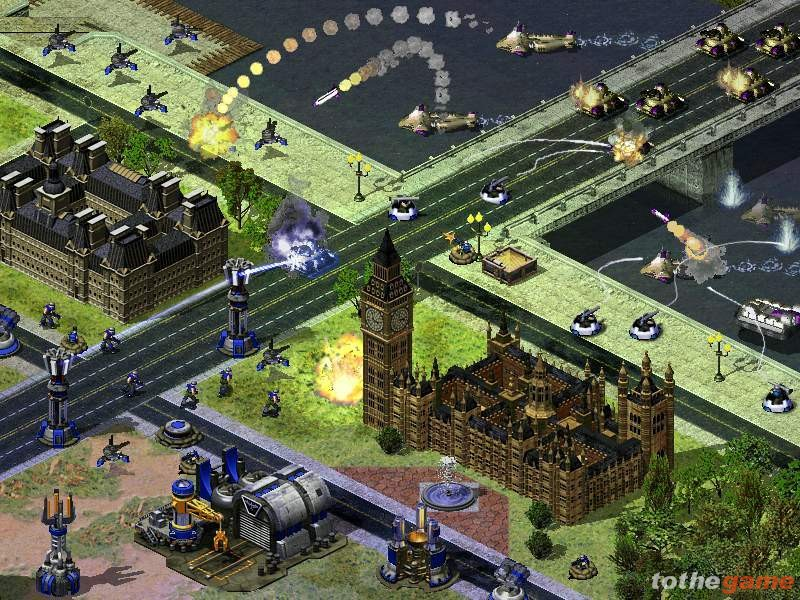 red alert 1 command and conquer free