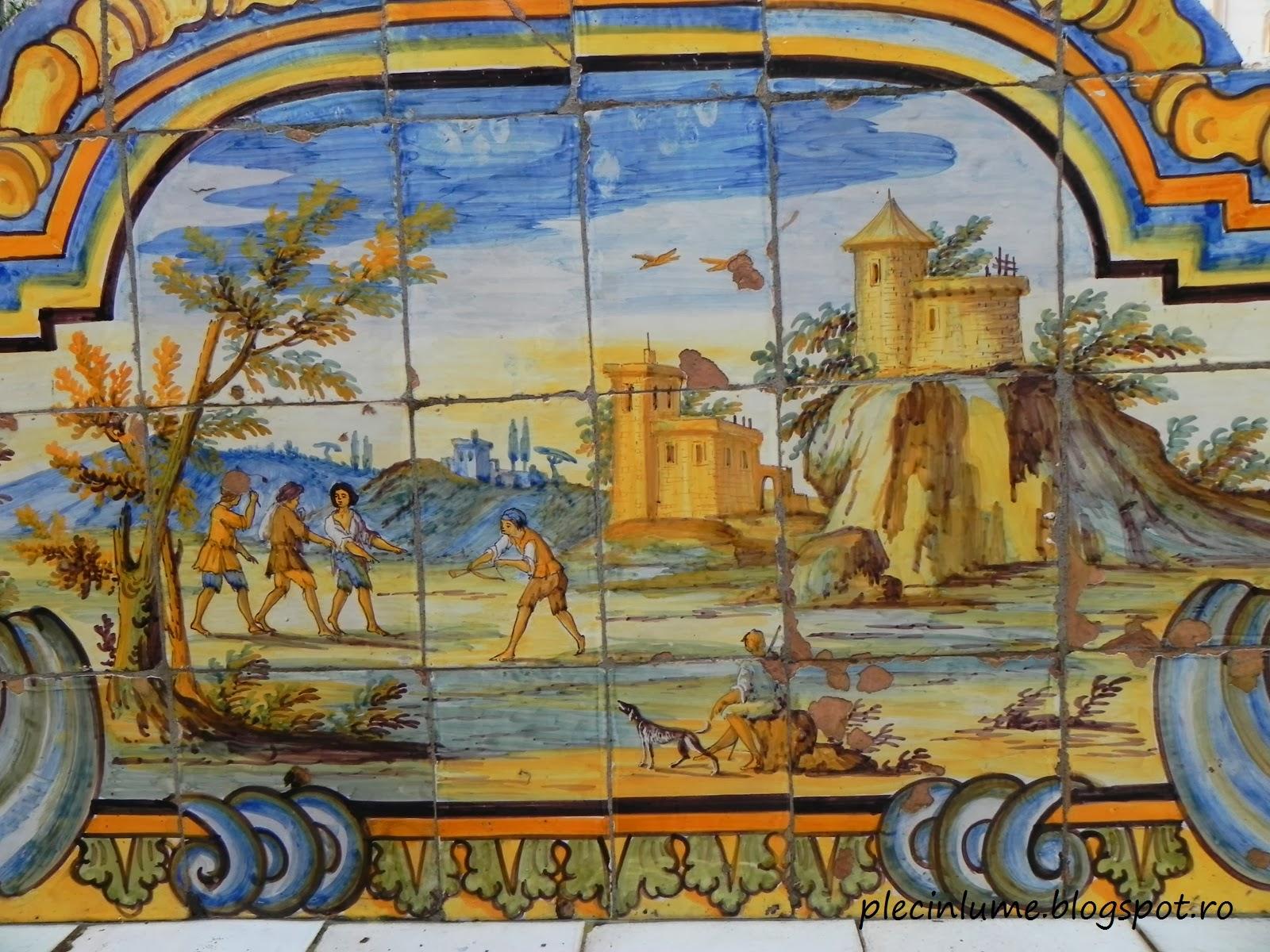 Mozaic din Santa Chiara