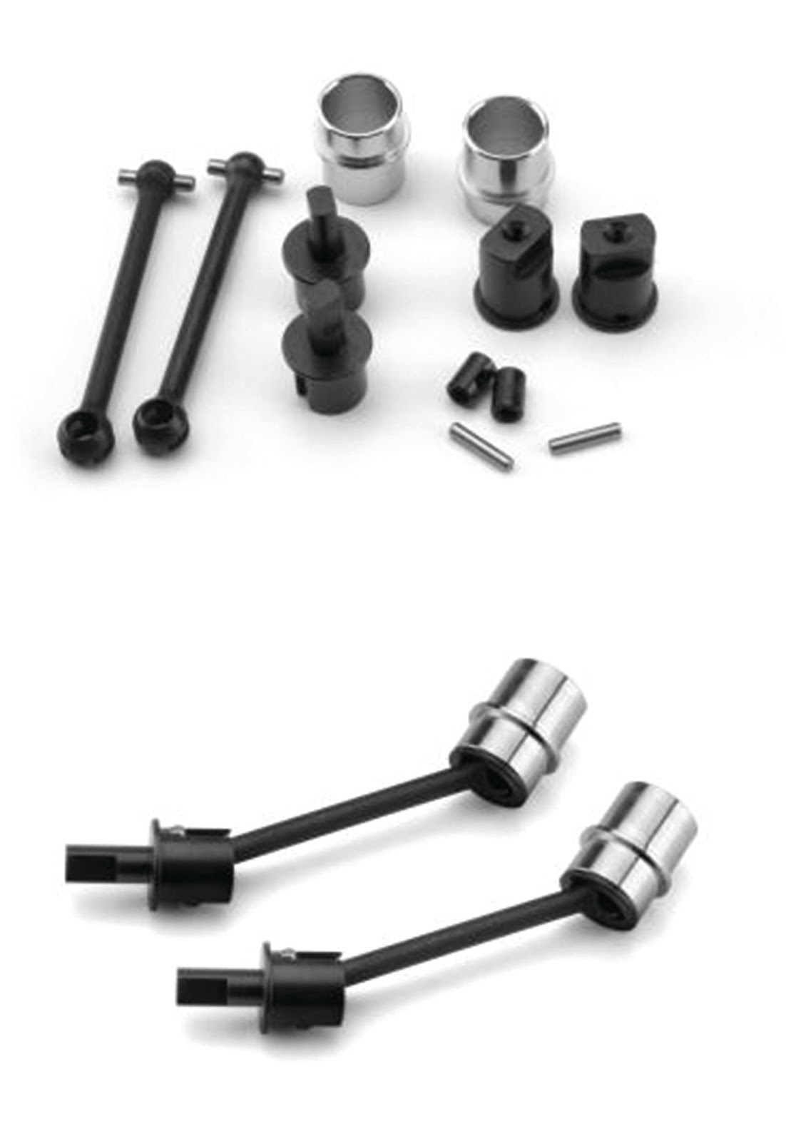 HPI E10 option - universal joints