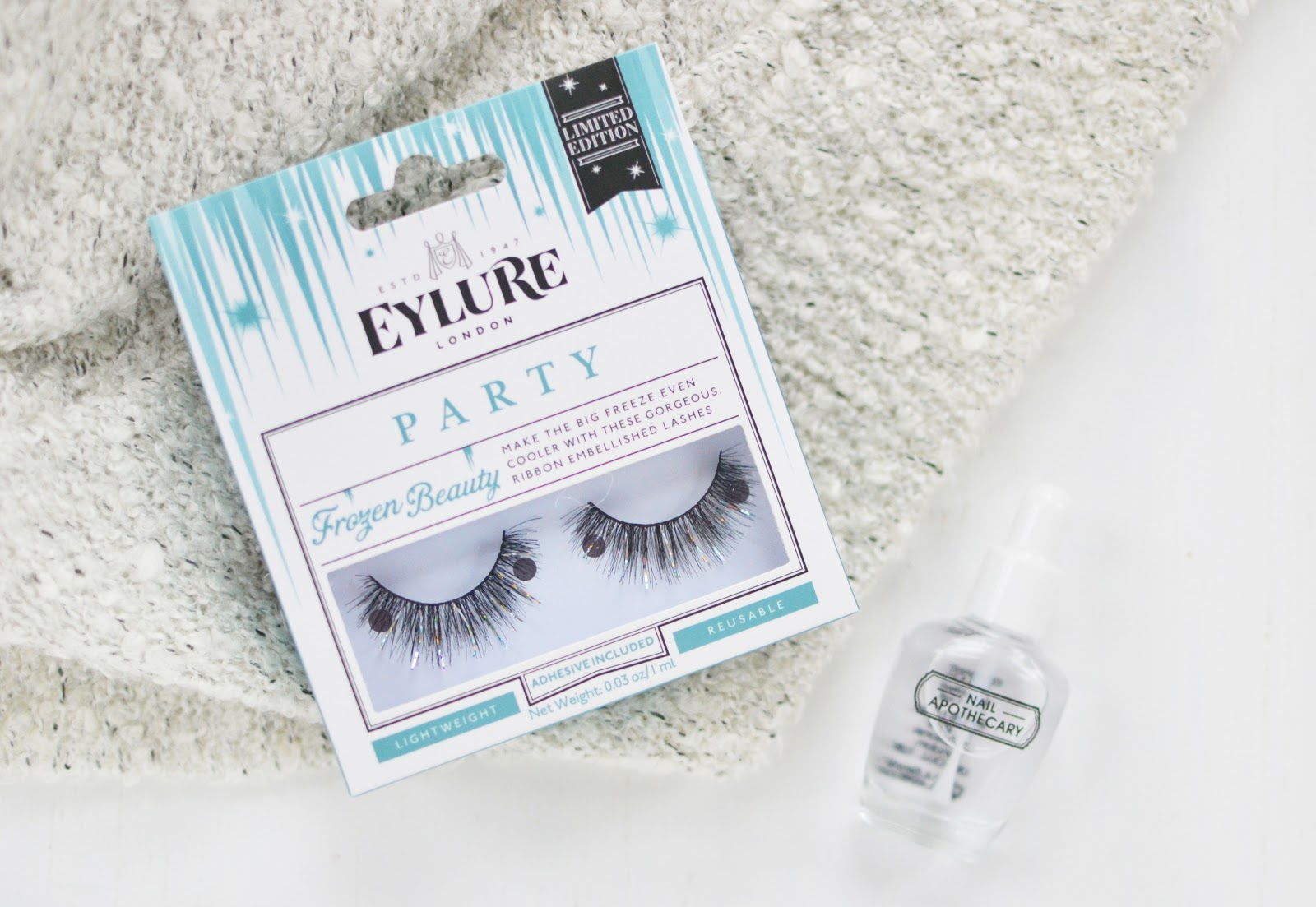 Eyelure Party Lashes Frozen Beauty