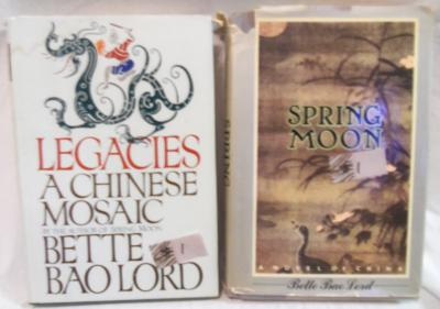 the reflection of reality in spring moon by bette boa lord The ancient ritual of footbinding in high school our history teacher assigned us the book spring moon, by bette bao lord the reality of the.