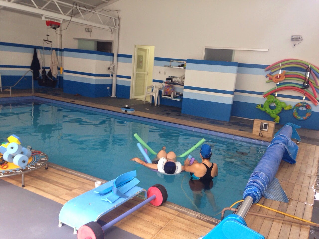 Espaço Hidroterapia