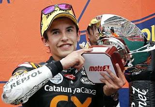 Biografi Marc Marquez, Pembalap Muda MotoGP Paling Bertalenta