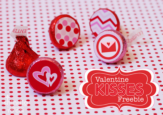 Cookie Nut Creations: Free Valentine's Day Printables