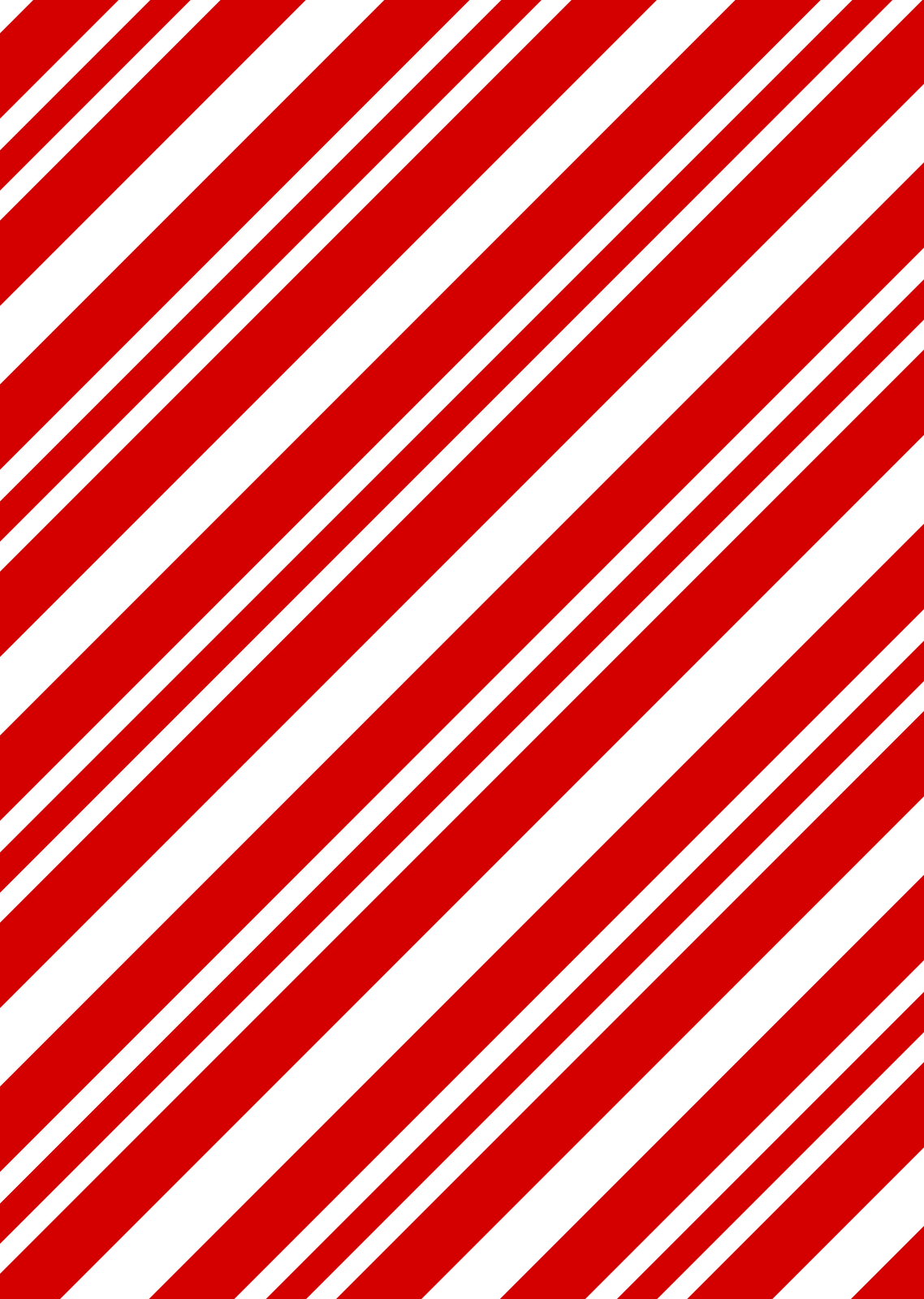Candy Cane Pattern Template Candy Cane Templat