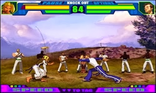 Capoeira Fighter 3 (free version) download for PC