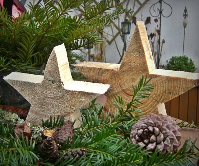 Broceliandes gartentr ume euch allen einen sch nen for Gartendeko advent