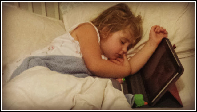 Technology style sleeping