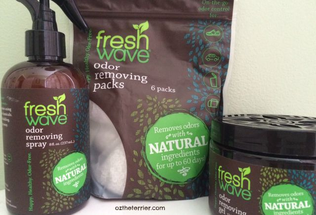 Fresh Wave Odor Eliminating Products