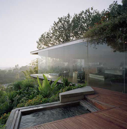 Architecture Glass Wall
