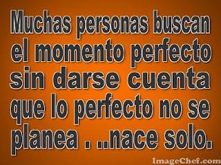 Imagen Muchas Personas Buscan El Momento Perfecto (Imagenes para Facebook)
