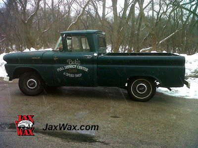 Chevy Pickup Jax Wax Chicago World of Wheels