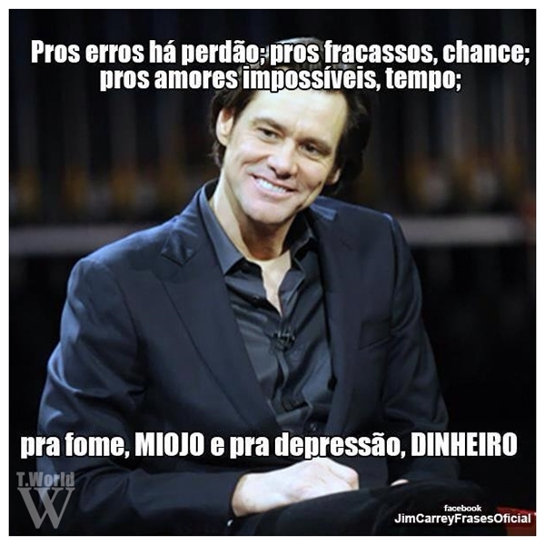 Very Funny Frases Jim Carrey