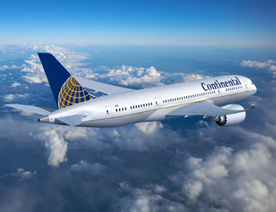 Continental Airlines Review