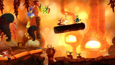 #24 Rayman Wallpaper