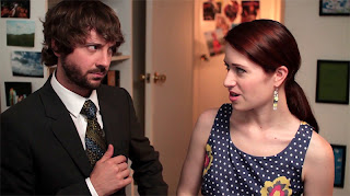 the lizzie bennet diaries - mr ricky collins and lizzie