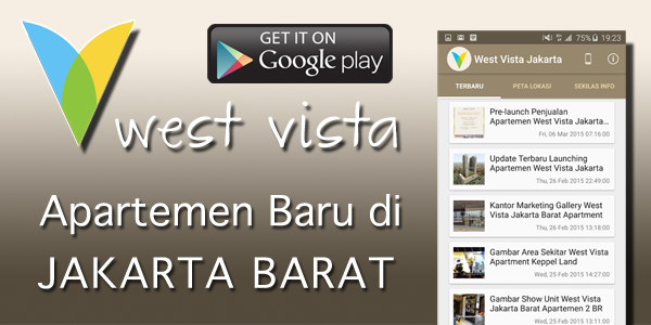 West Vista Jakarta on Google Playstore