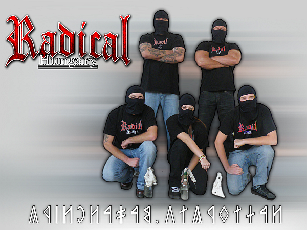 Radical Hungary - Eljön Majd A Nap...