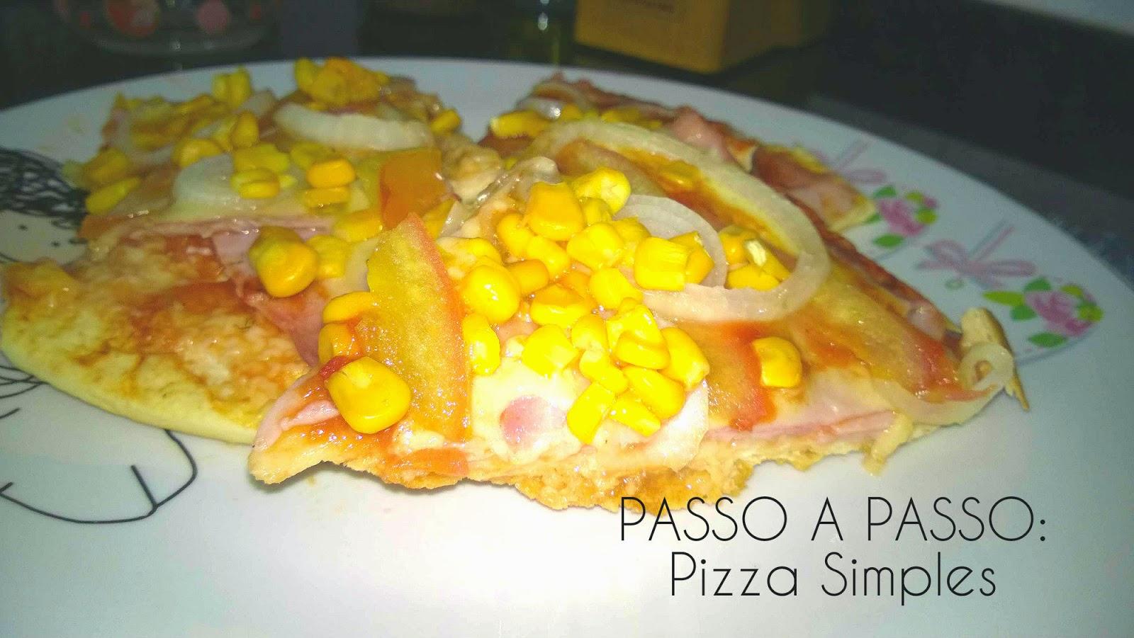Pizza Recheio Básico