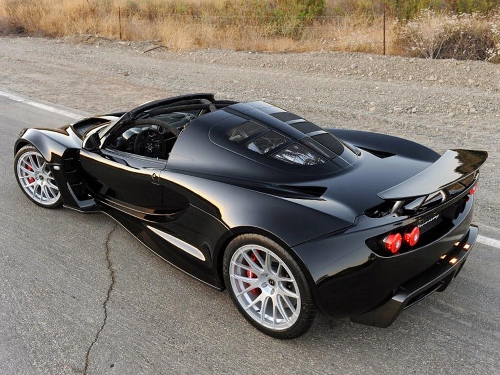 Hennessey Venom GT Spyder - 2014