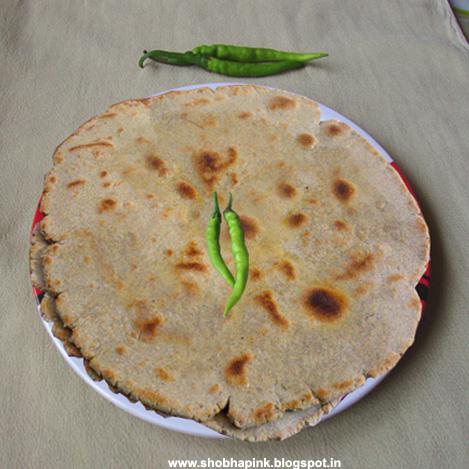 Bajara Ki Roti