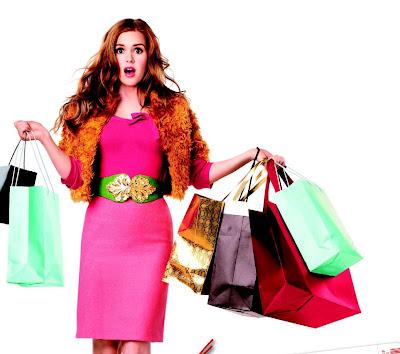 Confession of a Shopaholic!