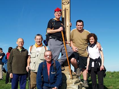 Caminada Popular a la Creu de Gurb 2012