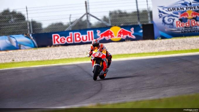 Race MotoGP Seri Argentina, Marc Cetak Hattrick