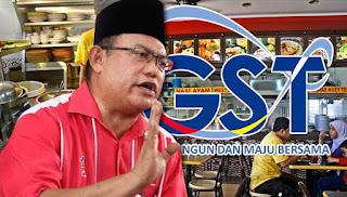 Kedai mamak tak kena GST – Noh Omar