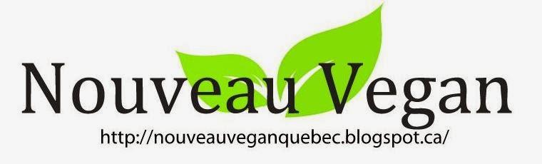 Nouveau Vegan