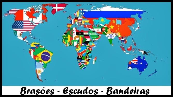 Brasões - Escudos - Bandeiras
