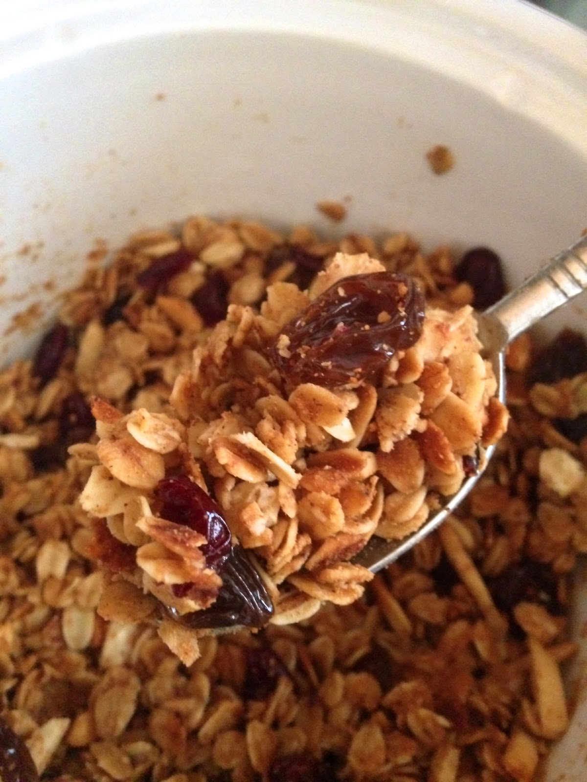 How To Make Granola In The Crock-Pot recipe