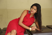 Akshitha New Stills at Mounam Movie Launch-thumbnail-20