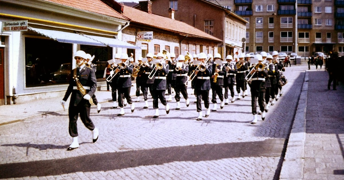 uddevallabloggen se Regementsmusikkåren