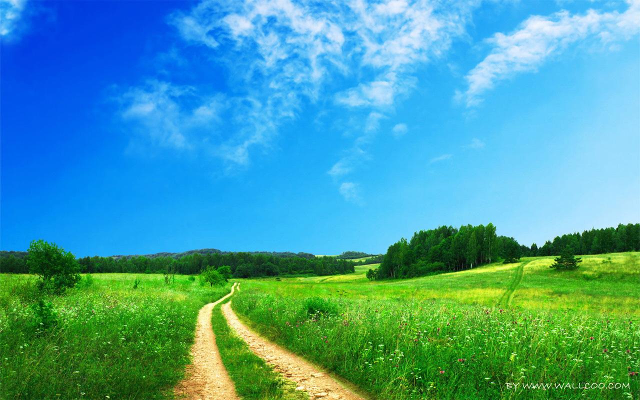 http://3.bp.blogspot.com/-f-O0d8OLUDo/UXvnIttG9SI/AAAAAAAAS8A/LO_GyLFguFc/s1600/new-beautiful-nature-desktop-wallpaper+blue+ski+green+feilds+dirst+road.jpg