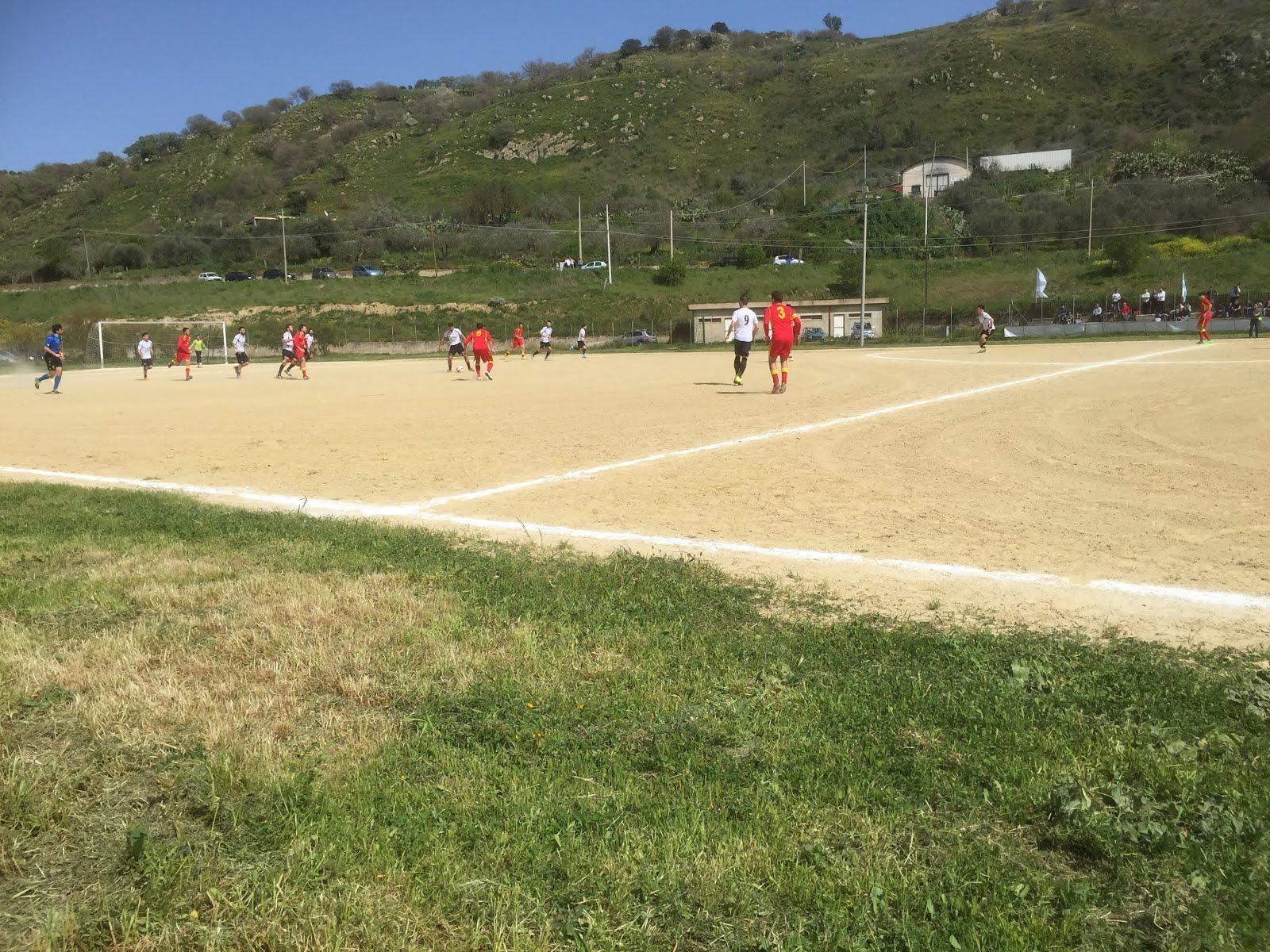 Calcio. Un Corleone tutto grinta e cuore battuto per mera sfortuna a Roccapalumba