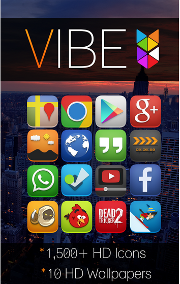 Vibe - Icon Pack