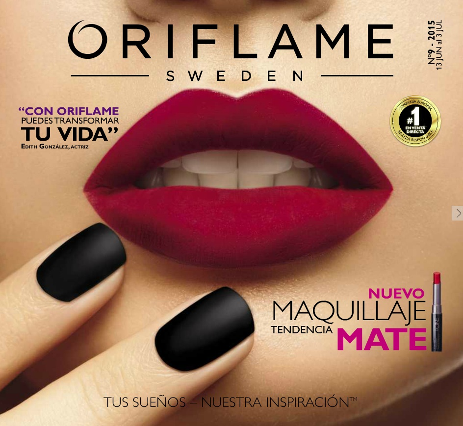 Catalogo Oriflame Folleto 09 Junio 2015 Peru Colombia Chile Mexico Ecuador on avon catalogos