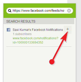how to receive your facebook notifications directly on